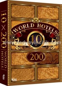 WORLD HOTELS 10 X 200 (BÜYÜK BOY)