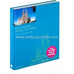 KEY BUILDINGS  PREHISTORY TO PRESENT (1CD)