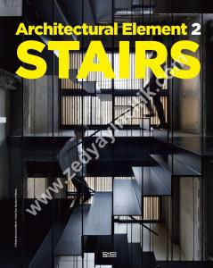 ARCHITECTURAL ELEMENT STAIRS Merdiven Kitabı