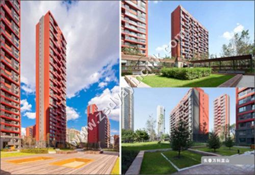 The Latest Landscape Design of Residence