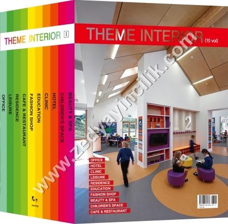 Theme Interior Iç MimarlIk Seti