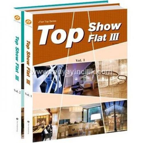 TOP SHOW FLAT 3 (2 Cilt)