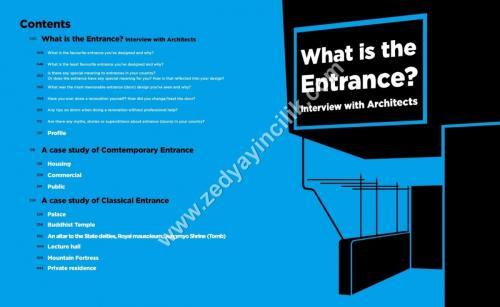 ARCHITECTURAL ELEMENT ENTRANCE Giriş Kitabı