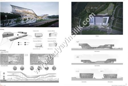 2017 Architecture Competition Annual 2 Cilt ( Mimari Yarışma)