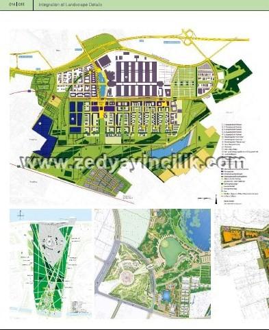 6000 Landscape Details (3 Cilt)