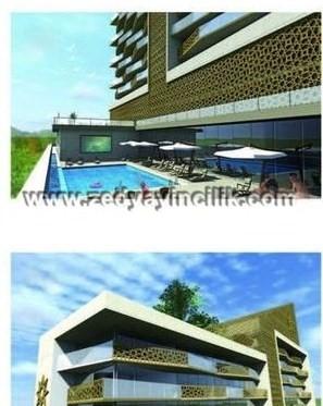WORLD ARCHITECTRURE HOTEL BUILDING II