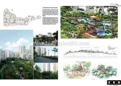 LANDSCAPE PLANNING&DESIGN COLL.(3 Cilt)