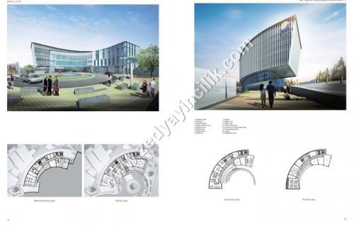 2014 Architecture Competition Annual 2 Cilt ( Mimari Yarışma)