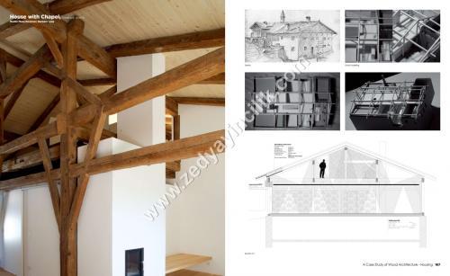 ARCHITECTURAL MATERIAL WOOD Ahşap Kitabı