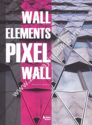 Wall Elements Pixell Wall
